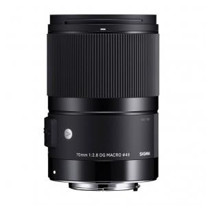 Sigma 70 mm F2.8 DG Macro Art Sony E-mount