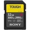 Sony ProSD Tough 18x stronger - 32GB UHS-II R300 W299 - V90