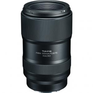 Tokina FiRIN 100 mm F2.8 FE