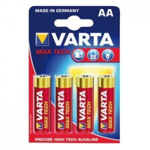Varta 1500 PX Maxi Tech NR4706 4-Pak