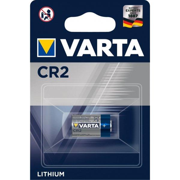 Varta CR2 NR 6206