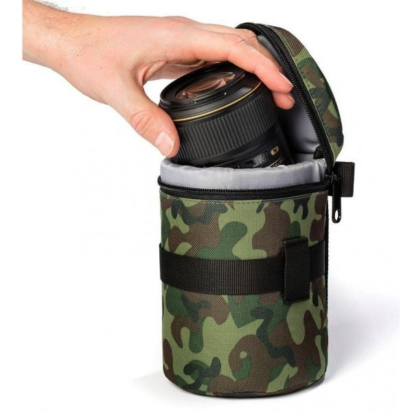 easyCover Lens Bag size 85 X 150 mm Camouflage