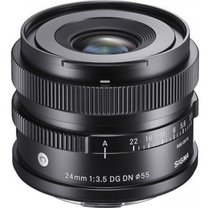 SIGMA 24 mm F3.5 DG DN | Contemporary Sony E-mount