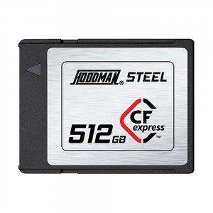 Hoodman CF Express CFEX512 1700/1400MB/s (Type B)