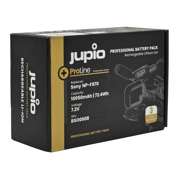 Jupio ProLine NP-F970 10050mAh