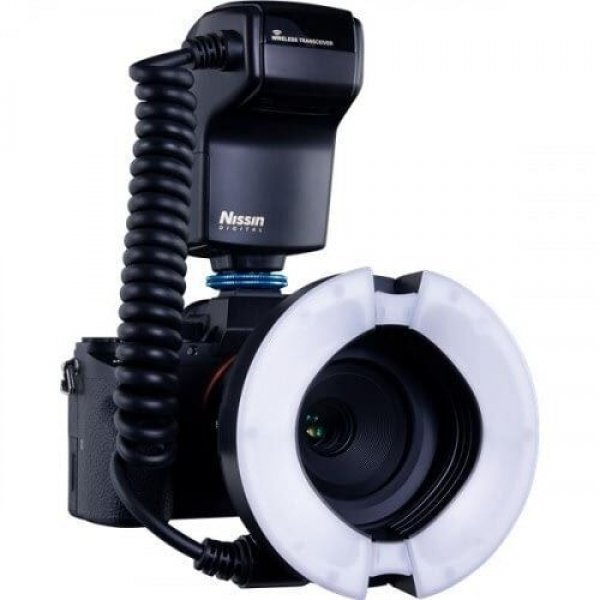 Nissin MF18 Ring Flash Sony
