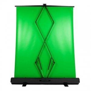 StudioKing Roll-Up Green Screen FB-150200FG 150x200 cm Chroma Groen