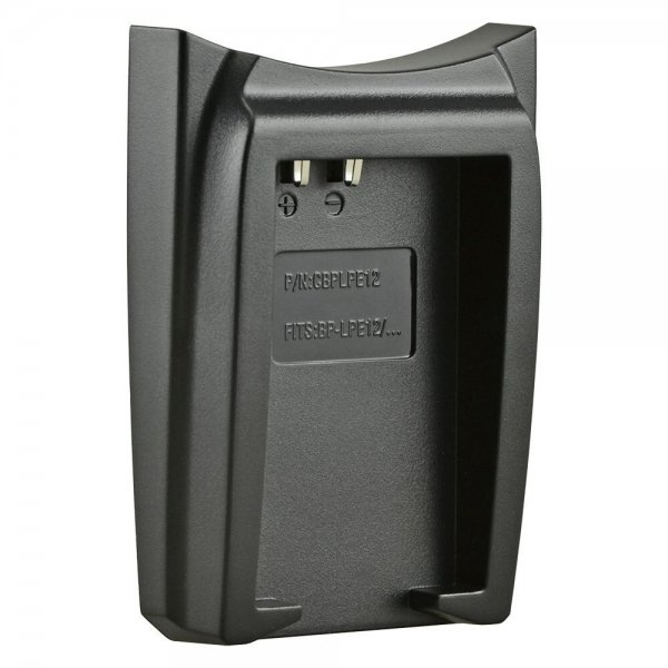 Jupio Charger Plate for Canon LP-E12