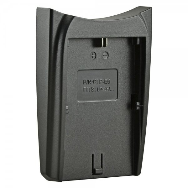 Jupio Charger Plate for Canon LP-E6