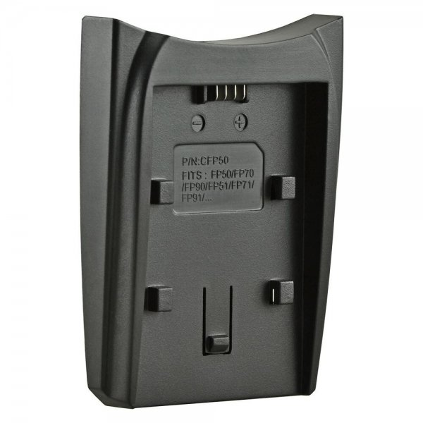 Jupio Charger Plate for Sony NP-FP50 / NP-FH50 / NP-FV50