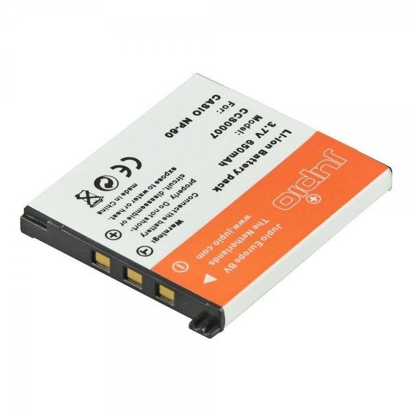 Jupio NP-60 for Casio 650 mAh