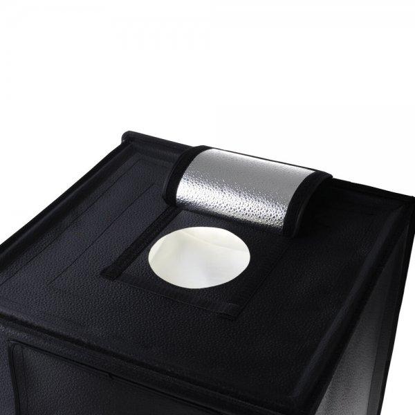 Caruba Portable Photocube LED 60x60x60cm Dimbaar