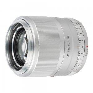Viltrox FX-56 F1.4 AF Fuji X-mount Silver