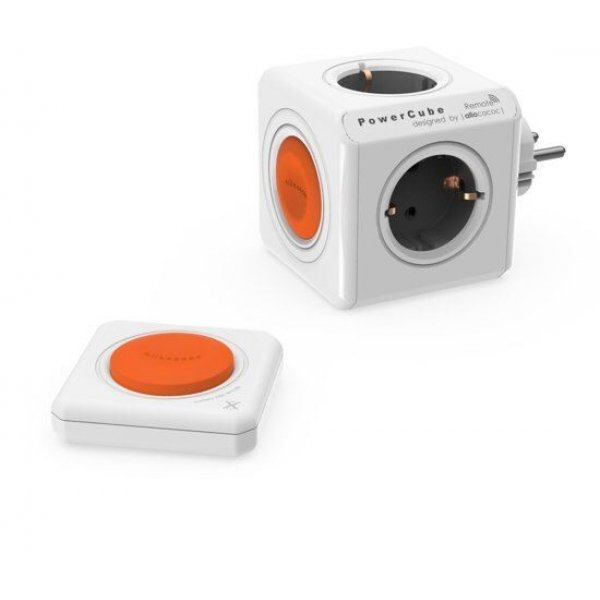 Allocacoc PowerCube Extended Remote SET