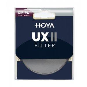 Hoya 62.0MM UX CIR-PL II