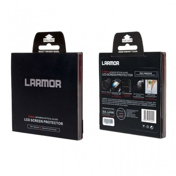 Larmor SA Screen Protector Fuji X-T30
