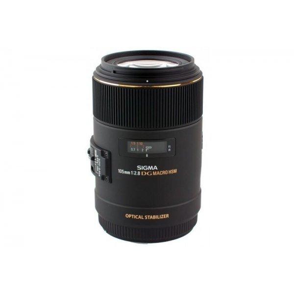 Sigma 105 mm f/2.8 EX DG Macro OS HSM Nikon