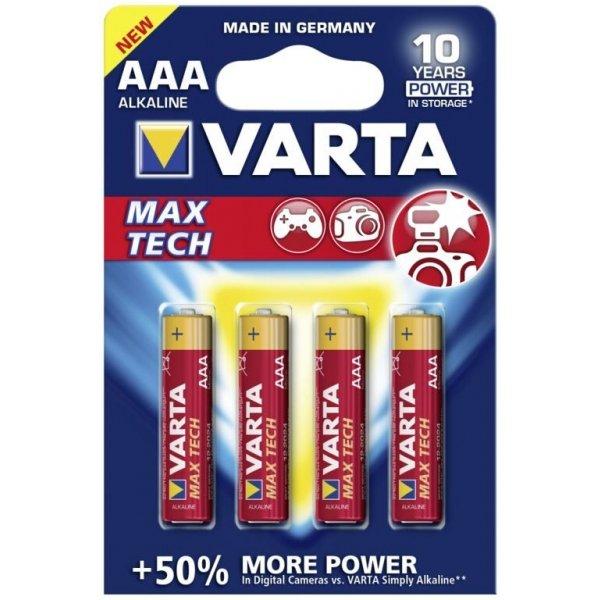 Varta 2400 PX Maxi Tech NR.4703 4Pak