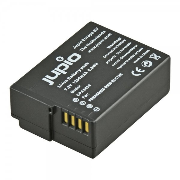 Jupio DMW-BLC12E / BP-DC12 1200 mAh