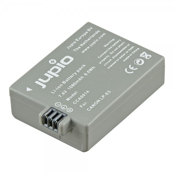 Jupio LP-E5 NB-E5 1080 mAh