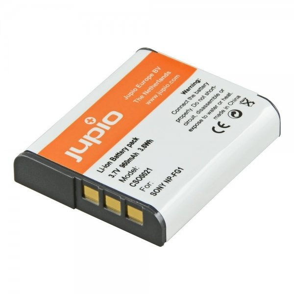 Jupio NP-BG1/ NP-FG1 Infochip 960 mAh