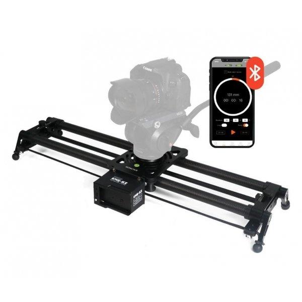 Konova P1 80cm Carbon Camera Slider (w/ KMS-S3)