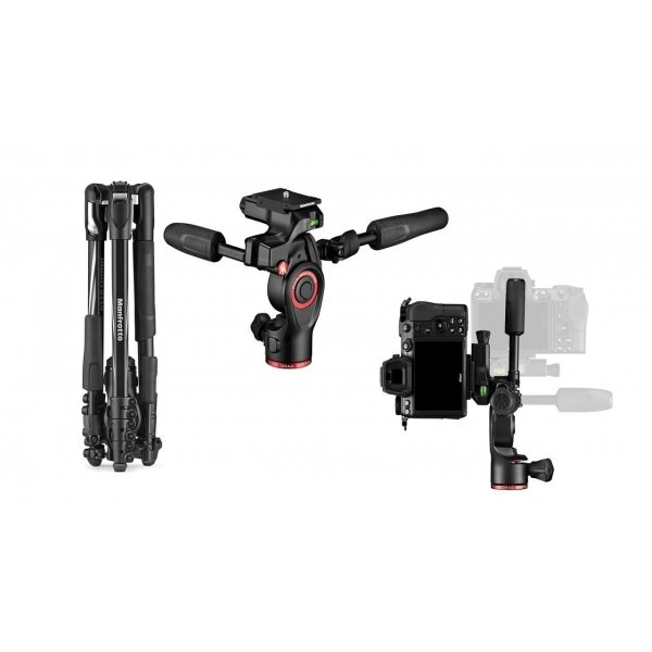 Manfrotto Befree 3Way Live Adv Alpha