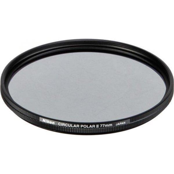 Nikon 77mm C-PL II Polarisatiefilter