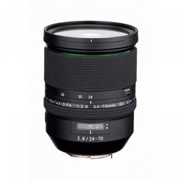 Pentax HA-D FA 24-70 mm F2.8ED SDM WR Full Frame