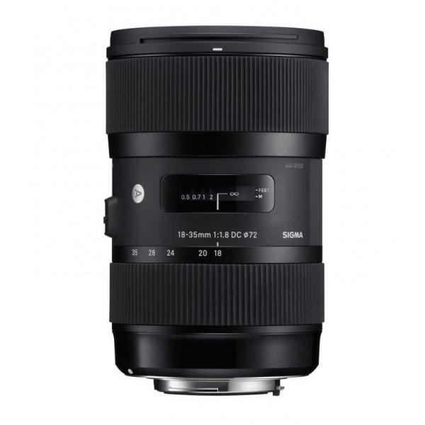 Sigma 18-35 mm F1.8 DC HSM Art Nikon